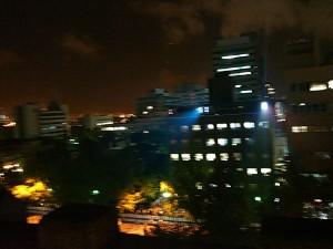 神奈川県庁舎のプロジェクションマッピング