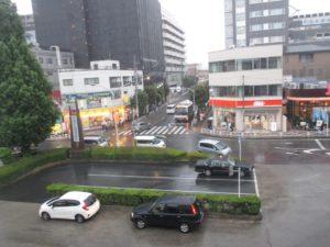西八王子駅南口ロータリー