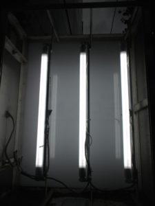 蛍光灯型のLED
