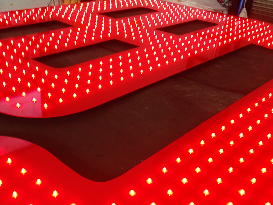LED ドットタイプ